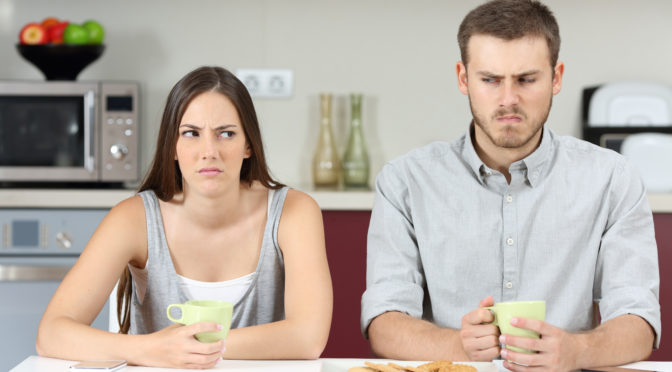Gründe, warum Ehen scheitern