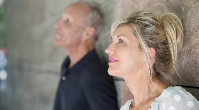 Wenn der Optimismus des Partners einem auf die Nerven geht