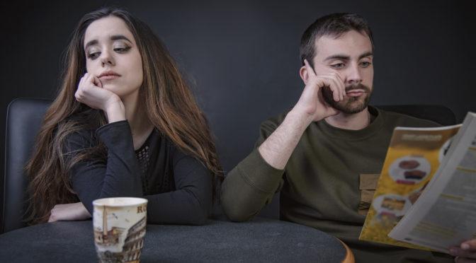 Du gehst deiner Partnerin / deinem Partner auf die Nerven?